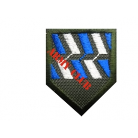 Lapel Mark of Probation Officers Veto Transmission with velcro