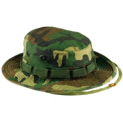 Jungle Hat (Camo-Green)