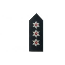 Pyragos lapel (with velcro)