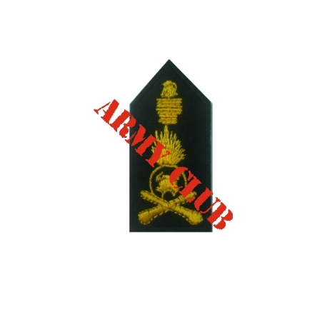 Oplosimo senior fire lapel (with velcro)