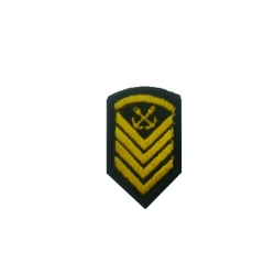 Coast Guard Chief Petty Officer Lapel (with velcro)