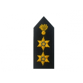 Deputy Police lapel (with velcro)