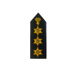 Police Chief lapel (with velcro)
