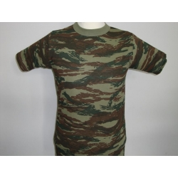 SHIRT COTTON CAMO (100% cotton)