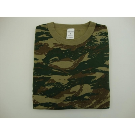 HOODED CAMO (100% cotton)