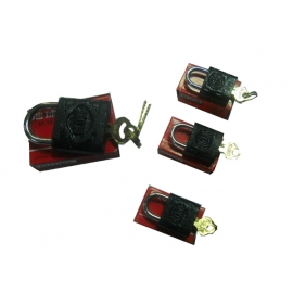 PADLOCKS REQUIRED FOR CLASSIFICATION (4 PIECES 1 No40-3 No25)