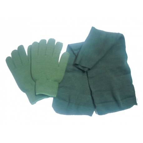 Gloves and Scarves (SET)