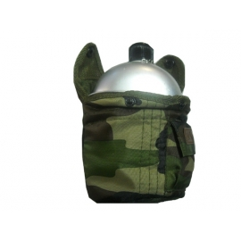 Bottle MILITARY METAL
