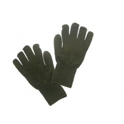 KNITTED GLOVES (PAIR)