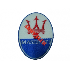 MASERATI EMBROIDERY