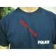POLICE TSHIRT EMPROIDERY