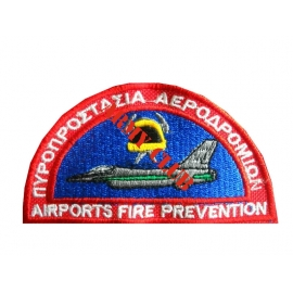 Airport Fire Protection 3 with velcro