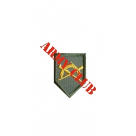 Infantry exit coat of arms