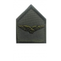 OPLOSIMO AVIATION lapel (WITH SKRATS)