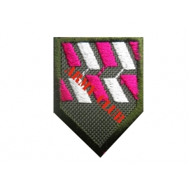 Lapel Mark of Probationary Engineers with velcro