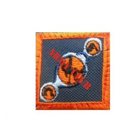 FIREFIGHTING NEW SIGNAL CLASSROOM RESEARCH AND RESCUE LEVEL 2 (WITH VELCRO)