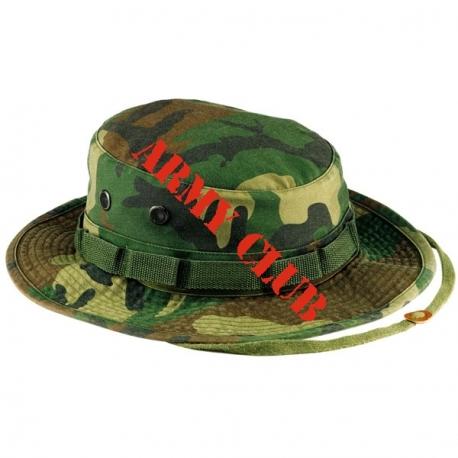Jungle Hat (Camo-Green)