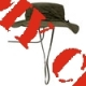 Καπέλο Ζούγκλας (χακί-παραλλαγής)