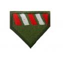 Σήμα πέτου Δοκίμων Αξιωματικών αλφόσημο πεζικού με σκράτς