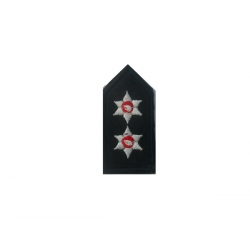 Ypopyragos lapel (with velcro)