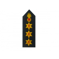 Pyrarchou lapel (with velcro)