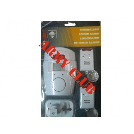 ALARM EYE WITH THERMAL AND TWO REMOTES KATALILO FOR EASY ACCESS POINTS (NOT PIANO SMALL ANIMALS CATS-DOGS)