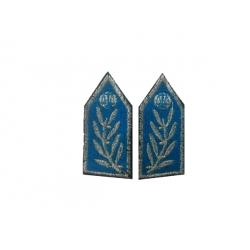 Επιρράματα στολής αστυφύλακα (ζεύγος)