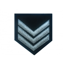 Sergeant (Non Investigation Officer) Police Mission (pair-with velcro)