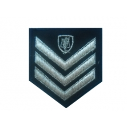 Sergeant (Investigation Officer) Police Mission (pair-with velcro)