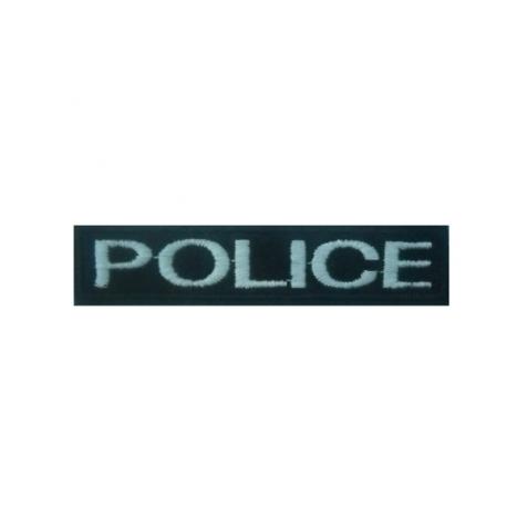 Σήμα στήθους police (με σκράτς)