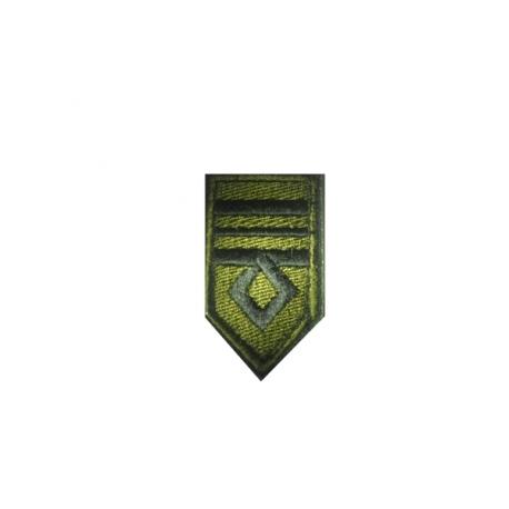 Captain AVIATION lapel (WITH SKRATS)