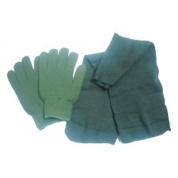 Gloves and Scarves (SET)