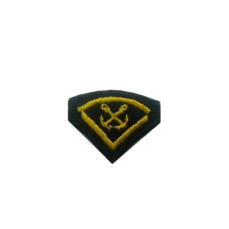 Coastguard coastguard lapel (with velcro)