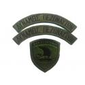 Marines SWOT PAIR SET (WITH SKRATS)