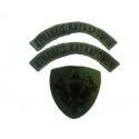 Commando SWOT PAIR SET (WITH SKRATS)