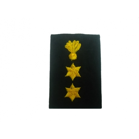 Epaulets Lieutenant (PAIR)