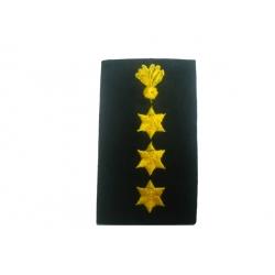 Epaulet colonel (PAIR)