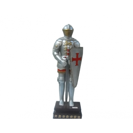 KNIGHT STAFROFOROS (HEIGHT 38MM WITH THE BASIS OF)