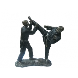 KARATE BATTLE (HEIGHT 38MM WIDTH 30pm THE BASIS OF)
