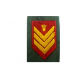 Εpaulet sergeant