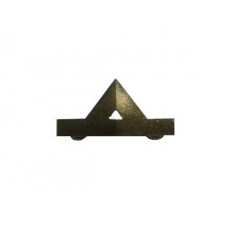 ΜΕΤΑΛΛΙΚΟ (ΑΝΘΥΠΑΣΠΙΣΤΗ) ΣΤΡΑΤΟΥ (ζεύγος)