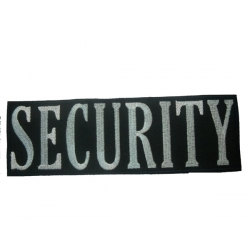 EMBROIDERY BACK (280CH10) SECURITY