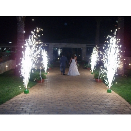WEDDING PACKAGE (FOUNTAINS-FIREWORKS)