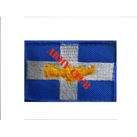 GREAT GREECE COLOR WITH CRETE WITH VELCRO