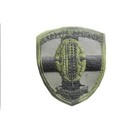 Militia MARK embroidered GREEN (WITH SKRATS)