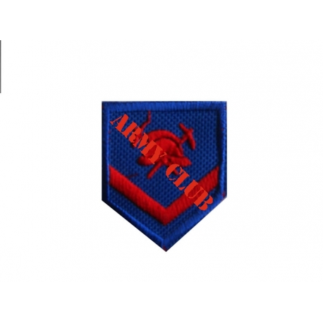 Πυροσβέστης ή εθελοντης Πυροσβέστης πέτου (μέ σκράτς)