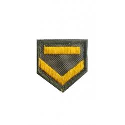 Σήμα ΟΒΑ πέτου δεκανέα εξόδου (με σκρατς)