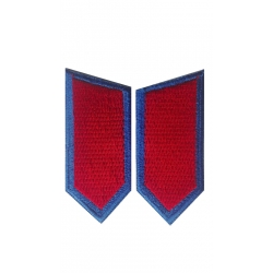 War material accessories (pair) of official uniforms