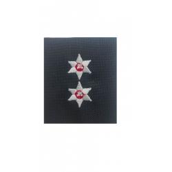 Πυροσβεστικής επωμίδα ζεύγος Υποπυραγός