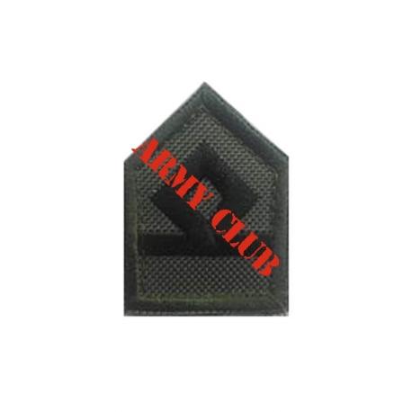 PILOT OFFICER AVIATION LAPEL (WITH SKRATS)